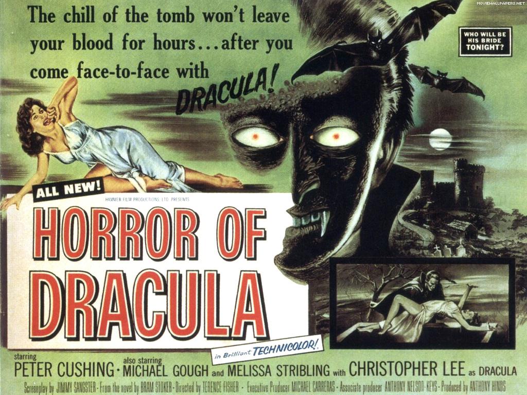 horror of dracula 1958 � the mind reels