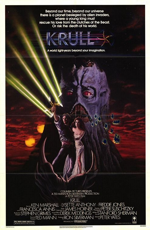 The Mind ReelsKrull (1983)