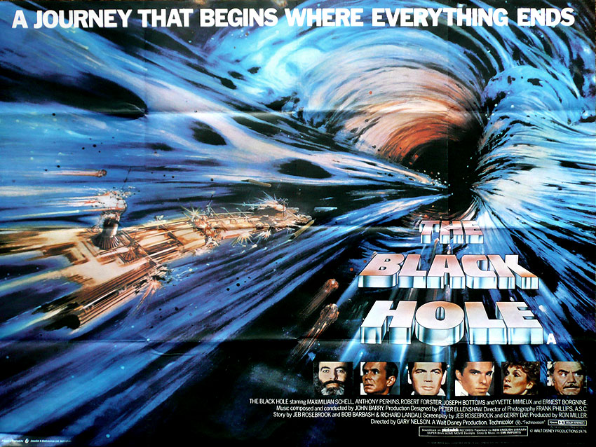 The Black Hole (1979) – The Mind Reels