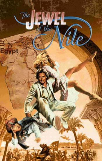 the jewel of the nile 1985 � the mind reels