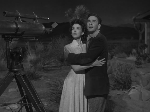 It came from outer space 1953 the mind reels for Watch it came from outer space