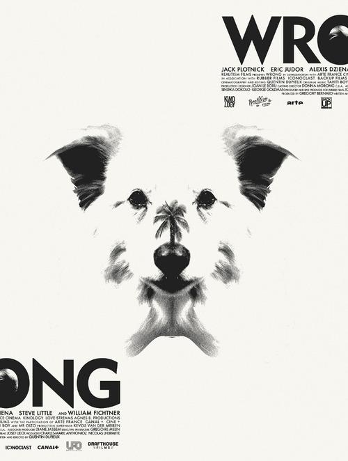 Les plus belles affiches de cinéma - Page 6 Wrong