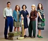 bomb girls cast