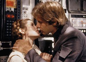 Han Solo & Leia Organa