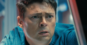 Karl Urban Leonard McCoy Star Trek Into Darkness