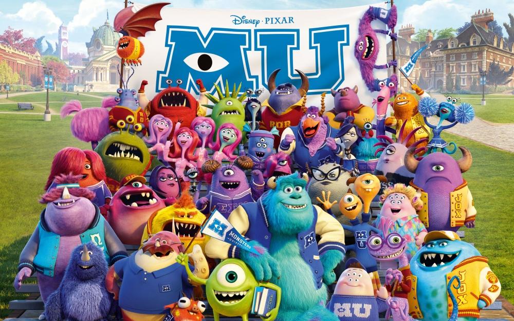 Monsters-University-2013-Poster