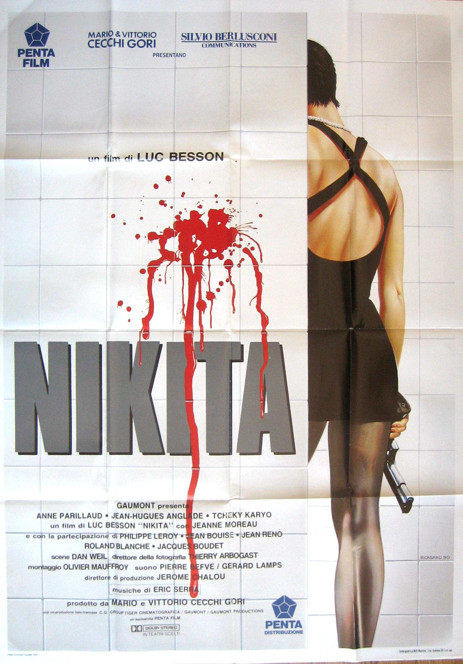 La Femme Nikita 1990 Luc Besson The Mind Reels