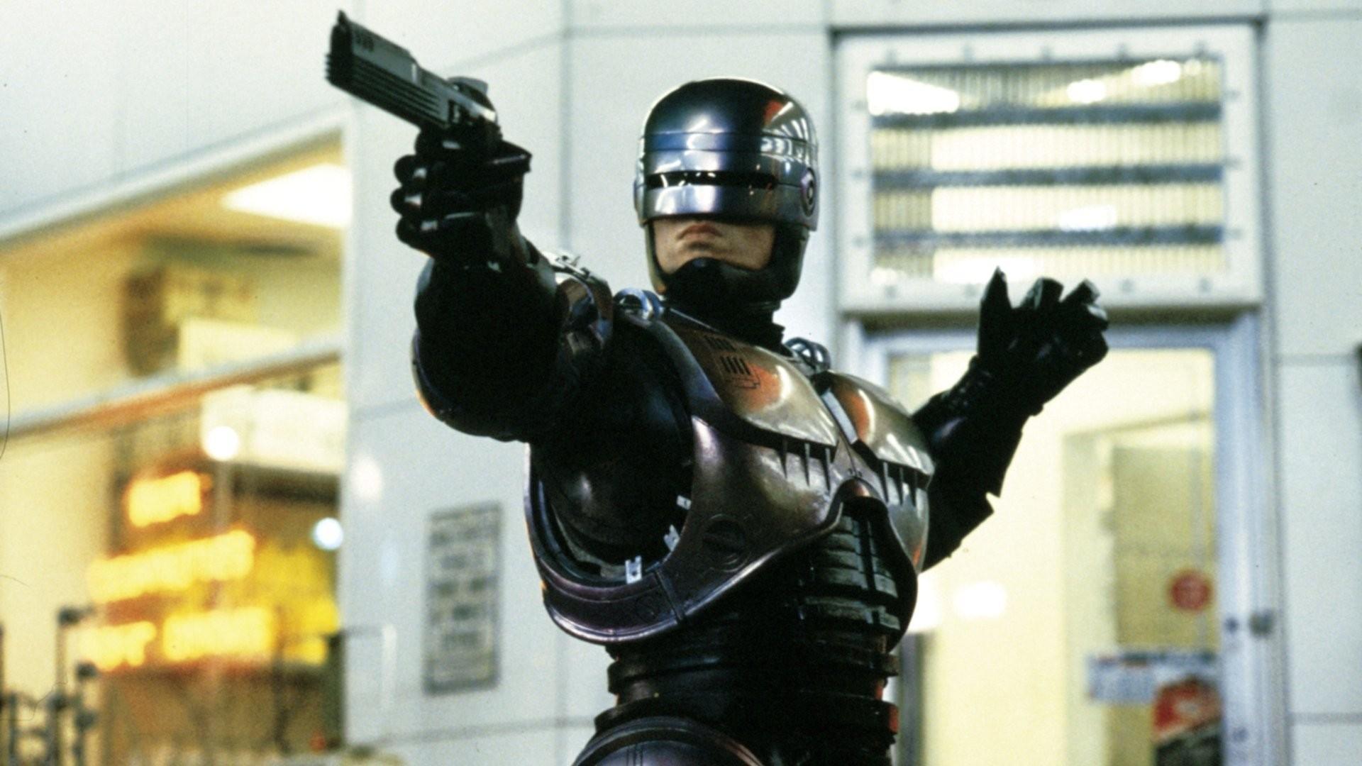Er wordt een nieuwe Robocop 2 gemaakt