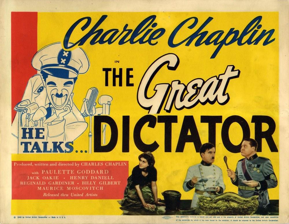 1940 Great Dictator