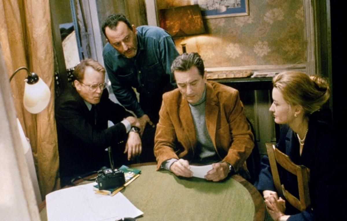 Ronin (1998) – John Frankenheimer – The Mind Reels