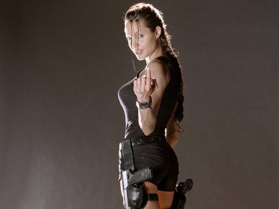 Lara Croft Tomb Raider 2001 Simon West The Mind Reels