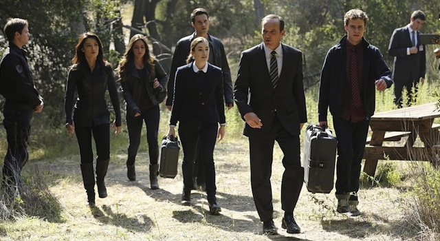 Marvel: Agents of S H I E L D  S01E06 – F Z Z T  – The Mind Reels