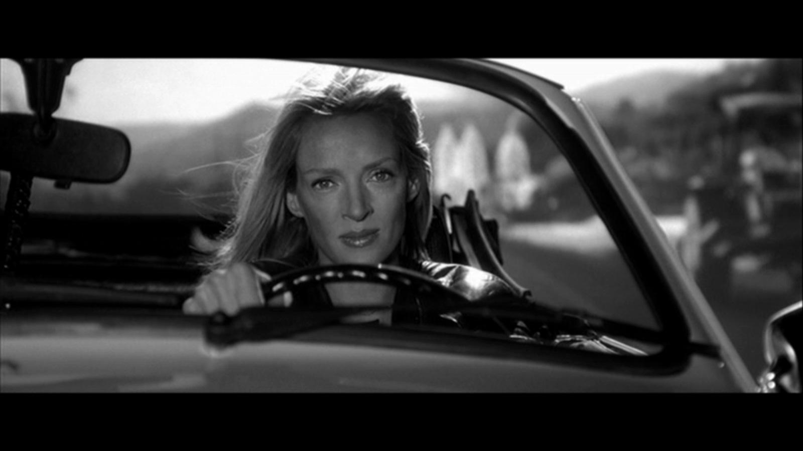 Car In Kill Bill