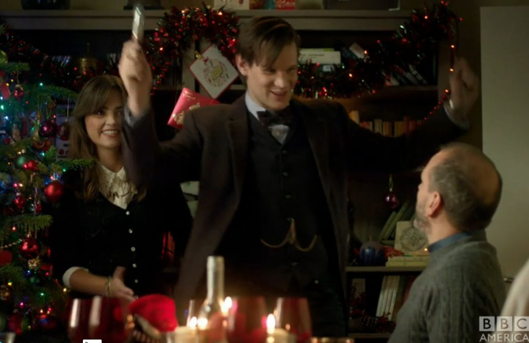 Doctor Who Christmas Special 2013.Doctor Who Christmas Special 2013 The Time Of The Doctor