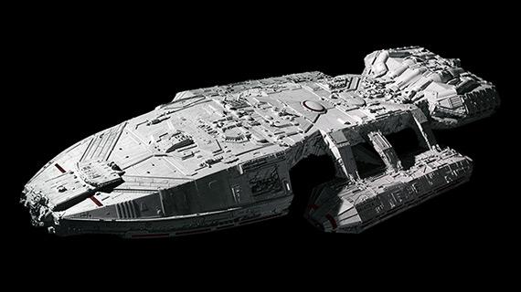 battlestar-galactica-1978-ship-model
