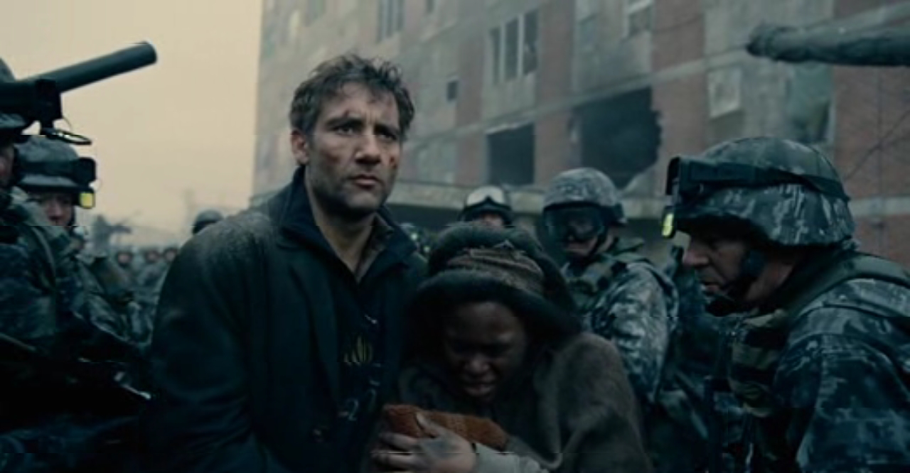 children of men movie essays