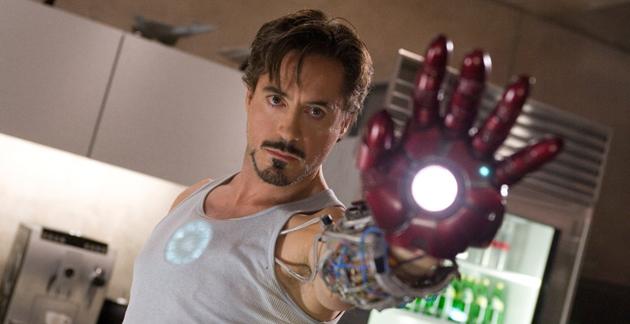 Iron Man 2008 | kessel korner