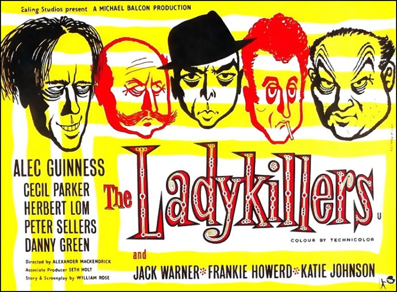 Image result for the ladykillers 1955