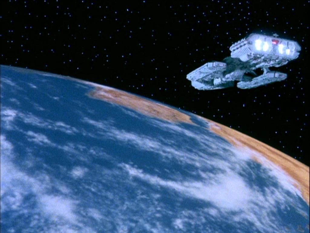 Battlestar galactica 1979 baltars escape experiment in terra battlestar galactica 09 m4hsunfo