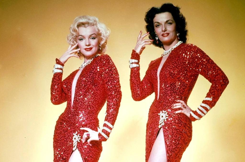 Classic Film Through a Feminist Lens: GENTLEMEN PREFER