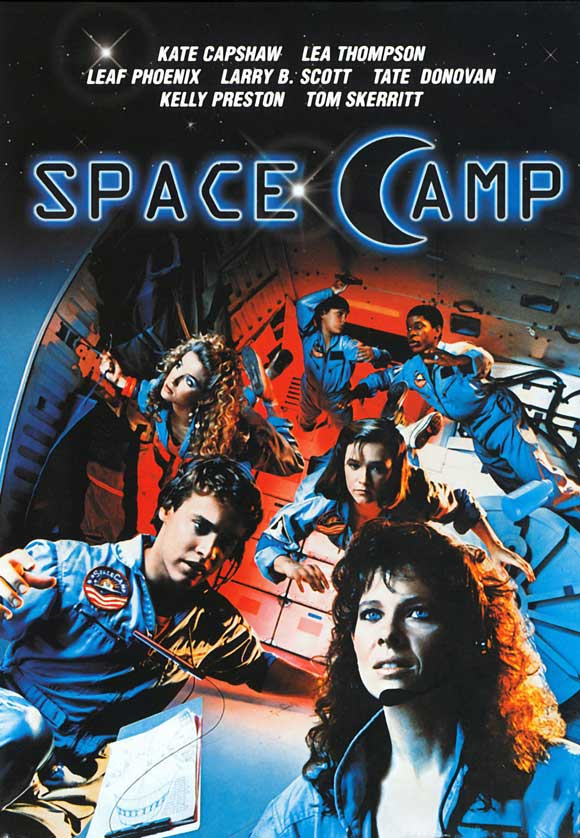SPACE-CAMP-1986-Movie-Poster-B