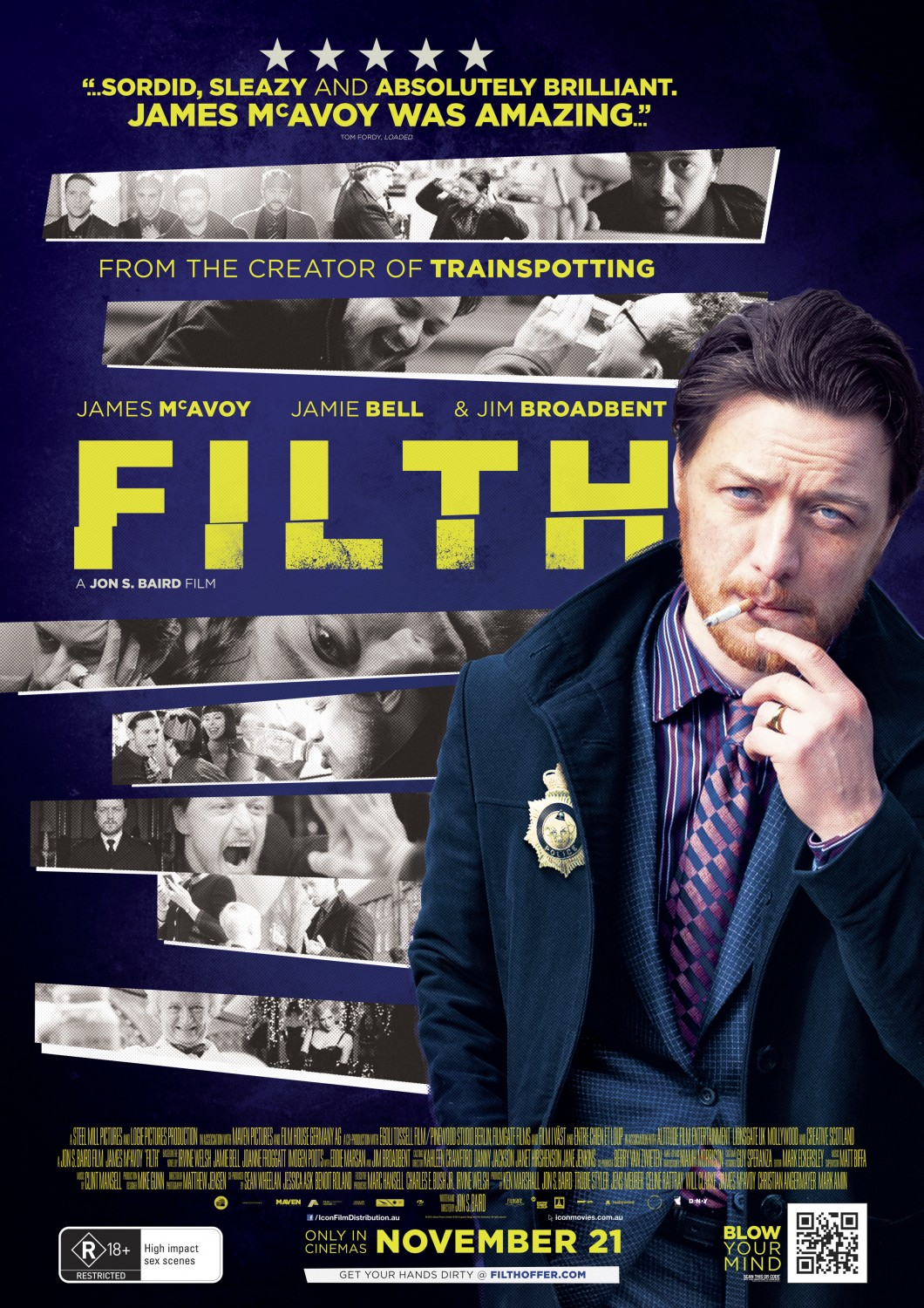 Must see Wallpaper Movie Filth - filth_ver5_xlg  Best Photo Reference_833538.jpg