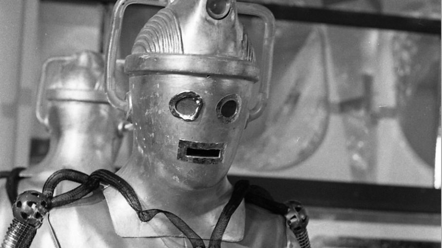 Image result for Cybermen tomb of the Cybermen