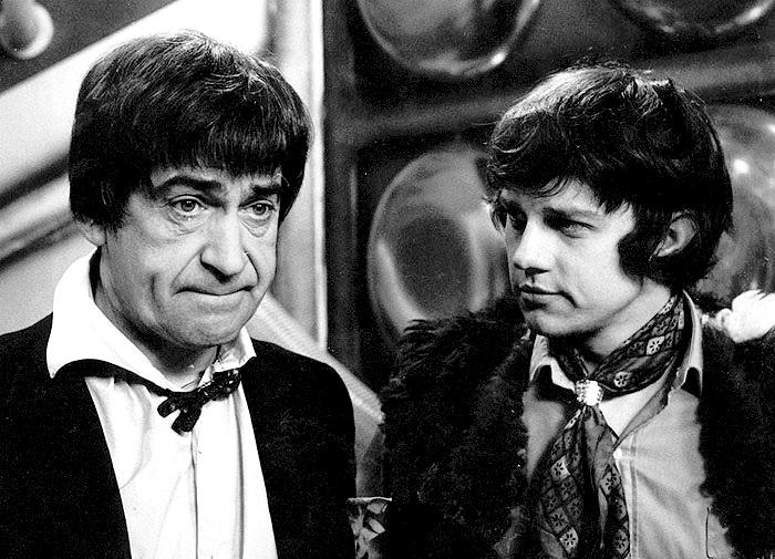 2nd Doctor & Jamie