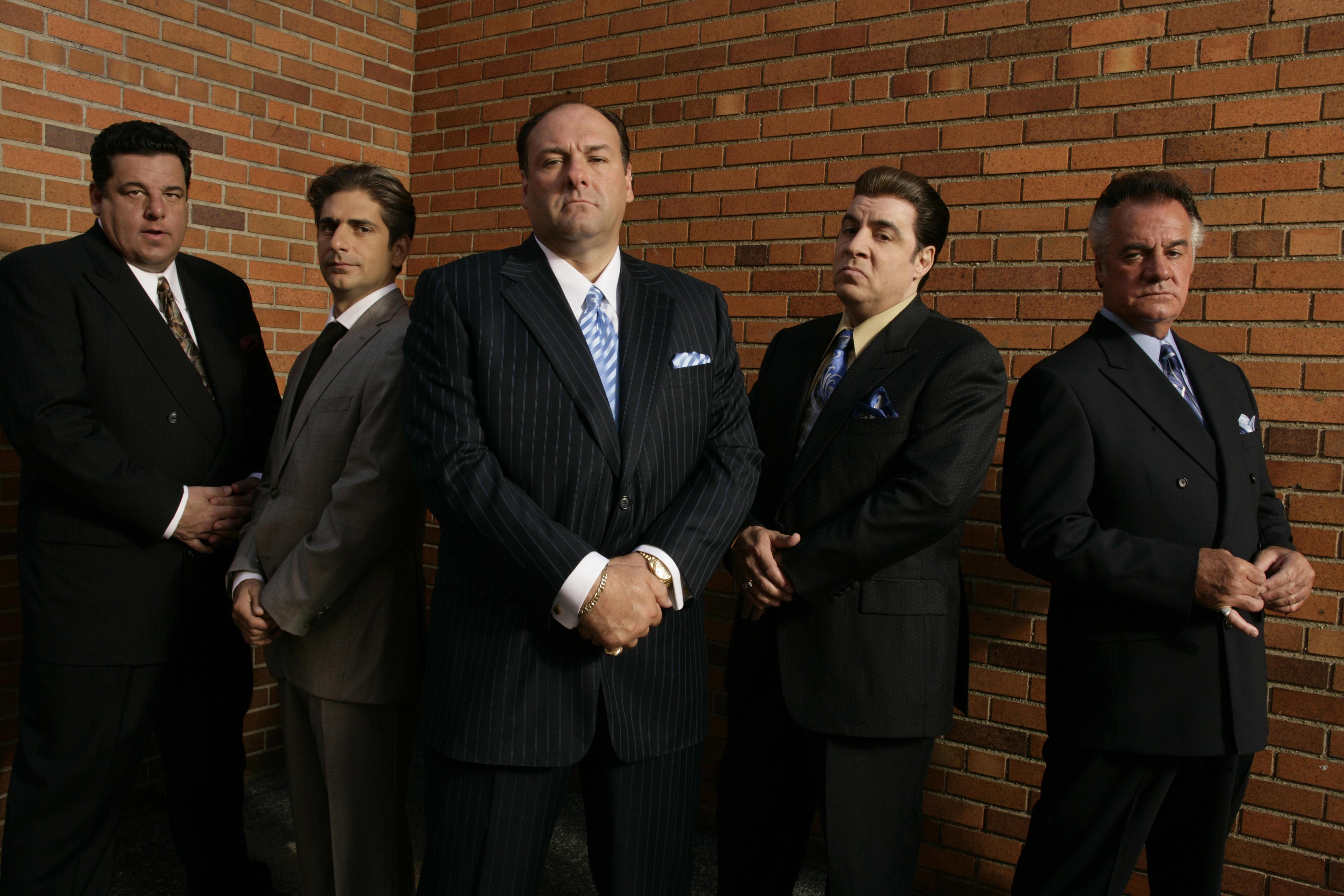 Serie Sopranos