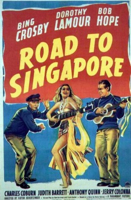 Image result for Road to Singapore 1940