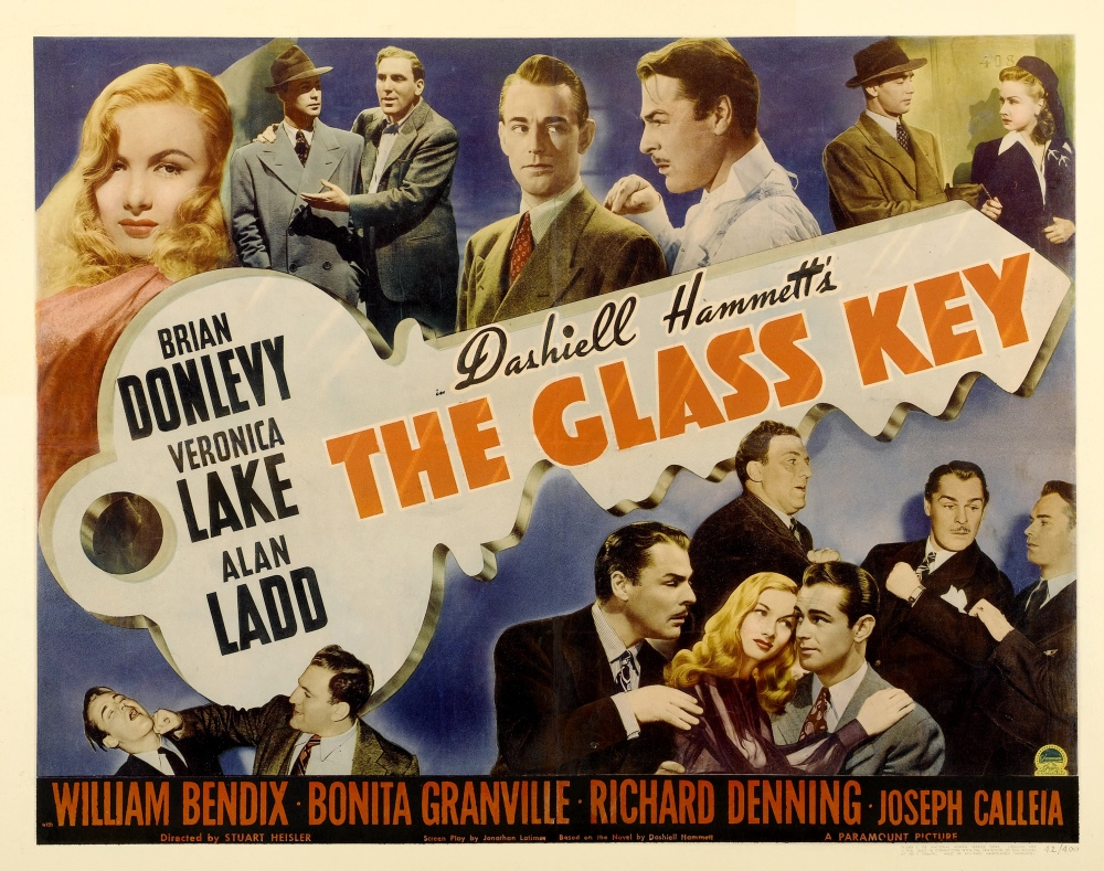 Poster - Glass Key, The (1942)_02