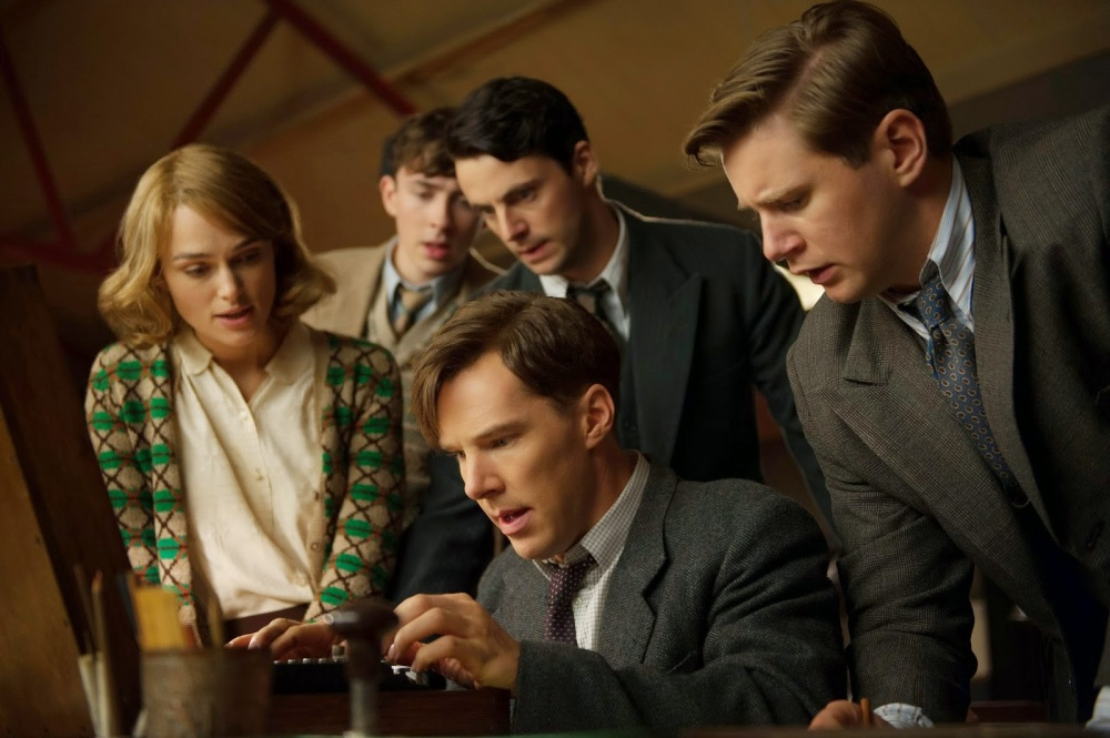 The Imitation Game Movie New Pic (2)