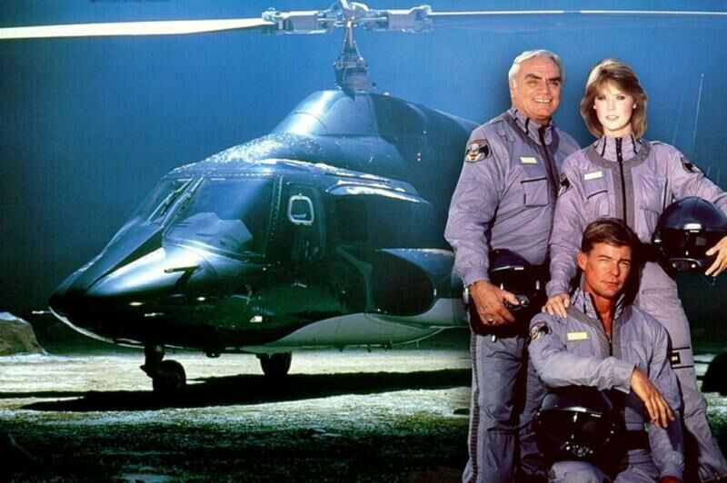 Airwolf (1985) – Horn of Plenty and Airwolf II – The Mind ...