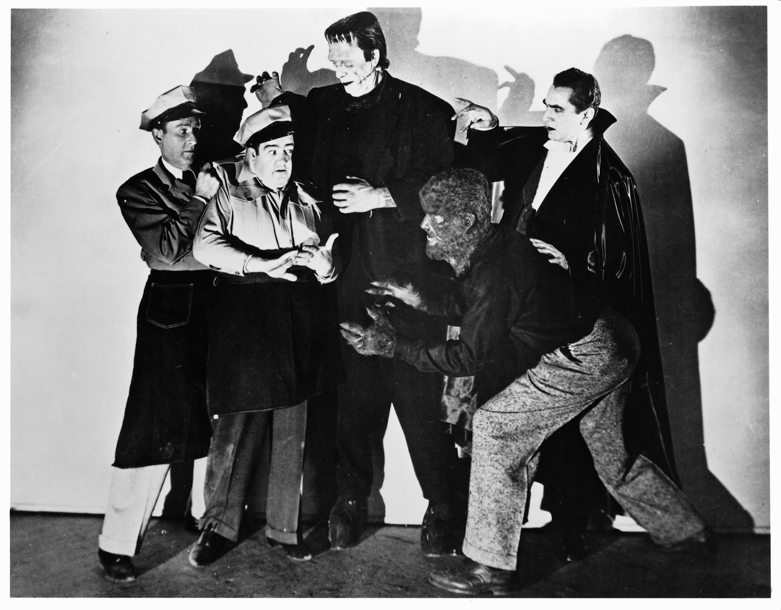 abbott costello meet frankenstein summary