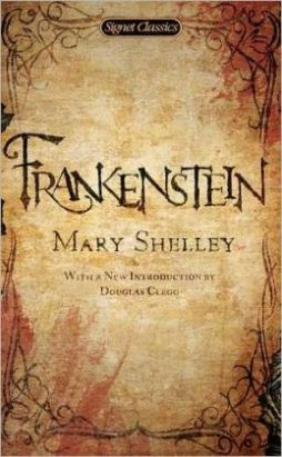 Image result for shelley - frankenstein original novel