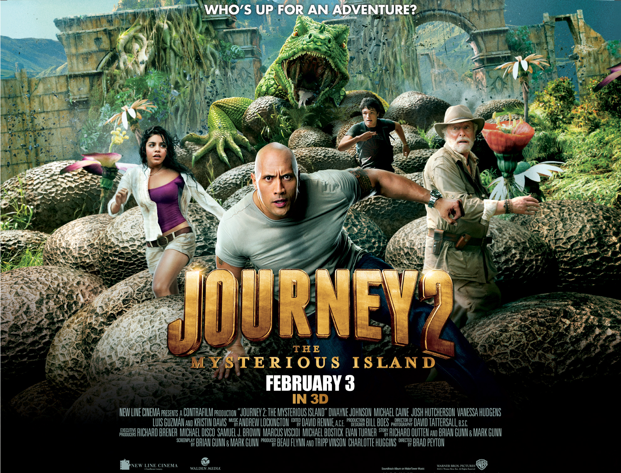 Journey 2: The Mysterious Island (2012) u2013 Brad Peyton ...