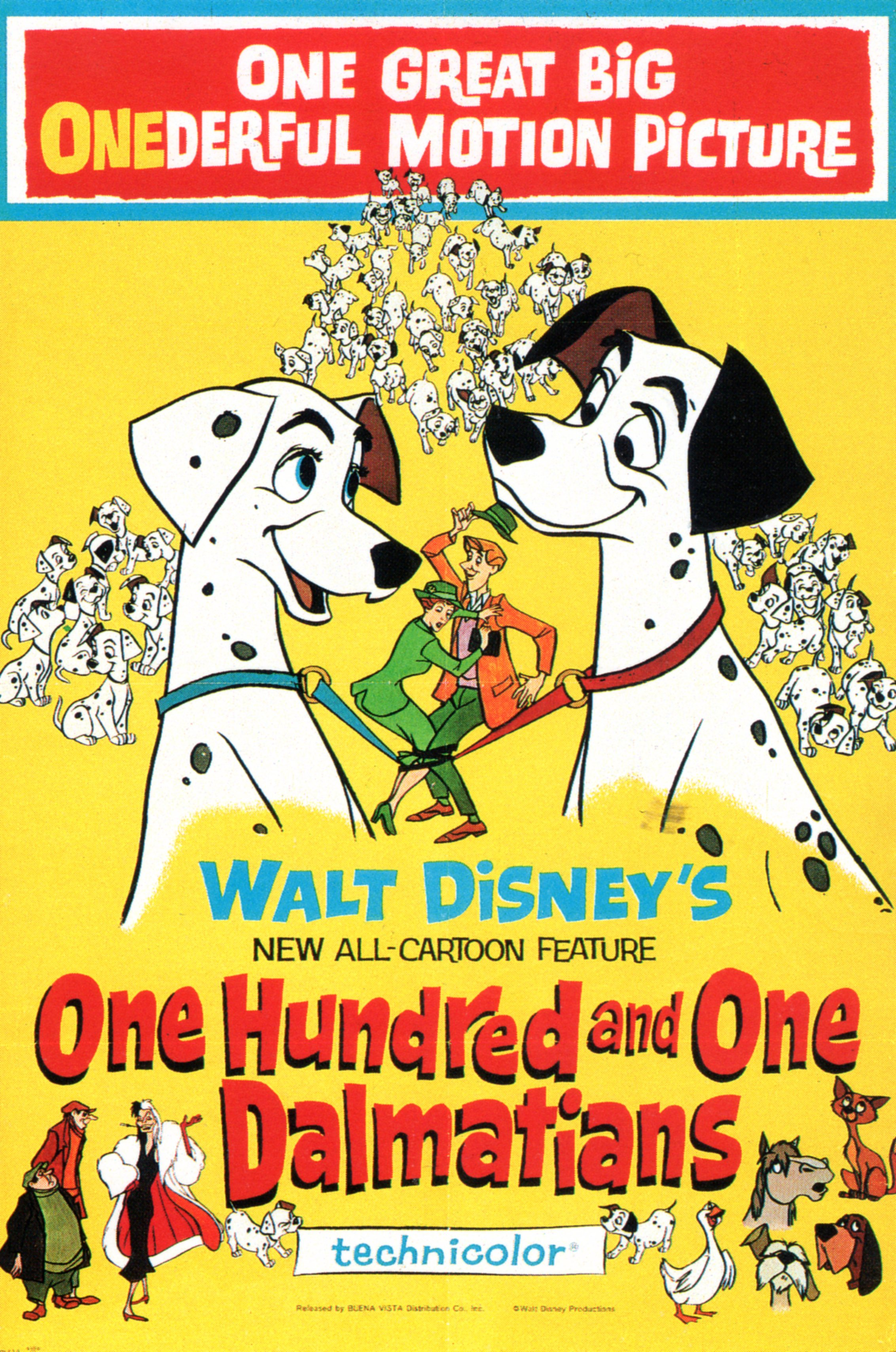 One Hundred and One Dalmatians (1961) – Clyde Geronimi ...