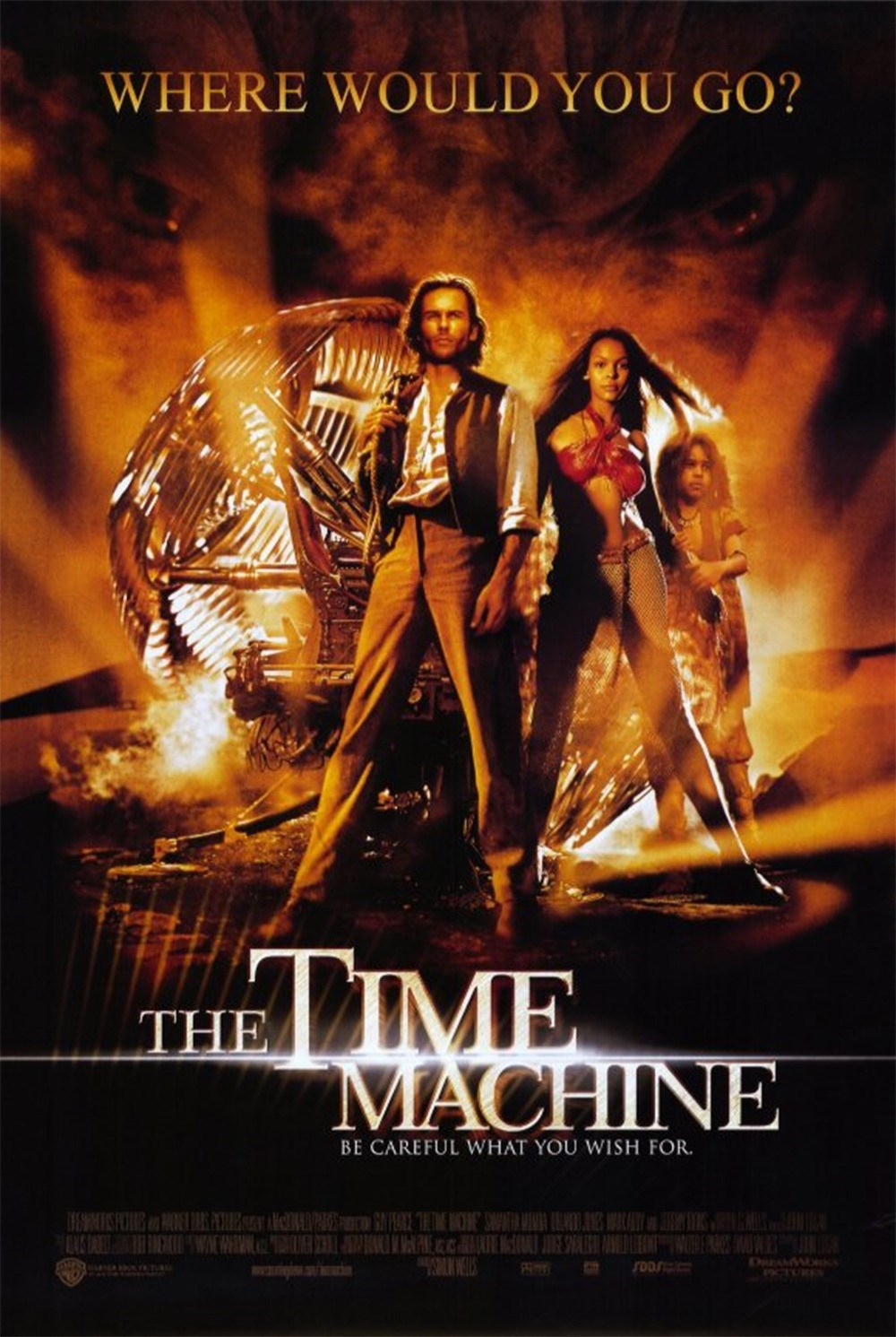 Time Machine 2002