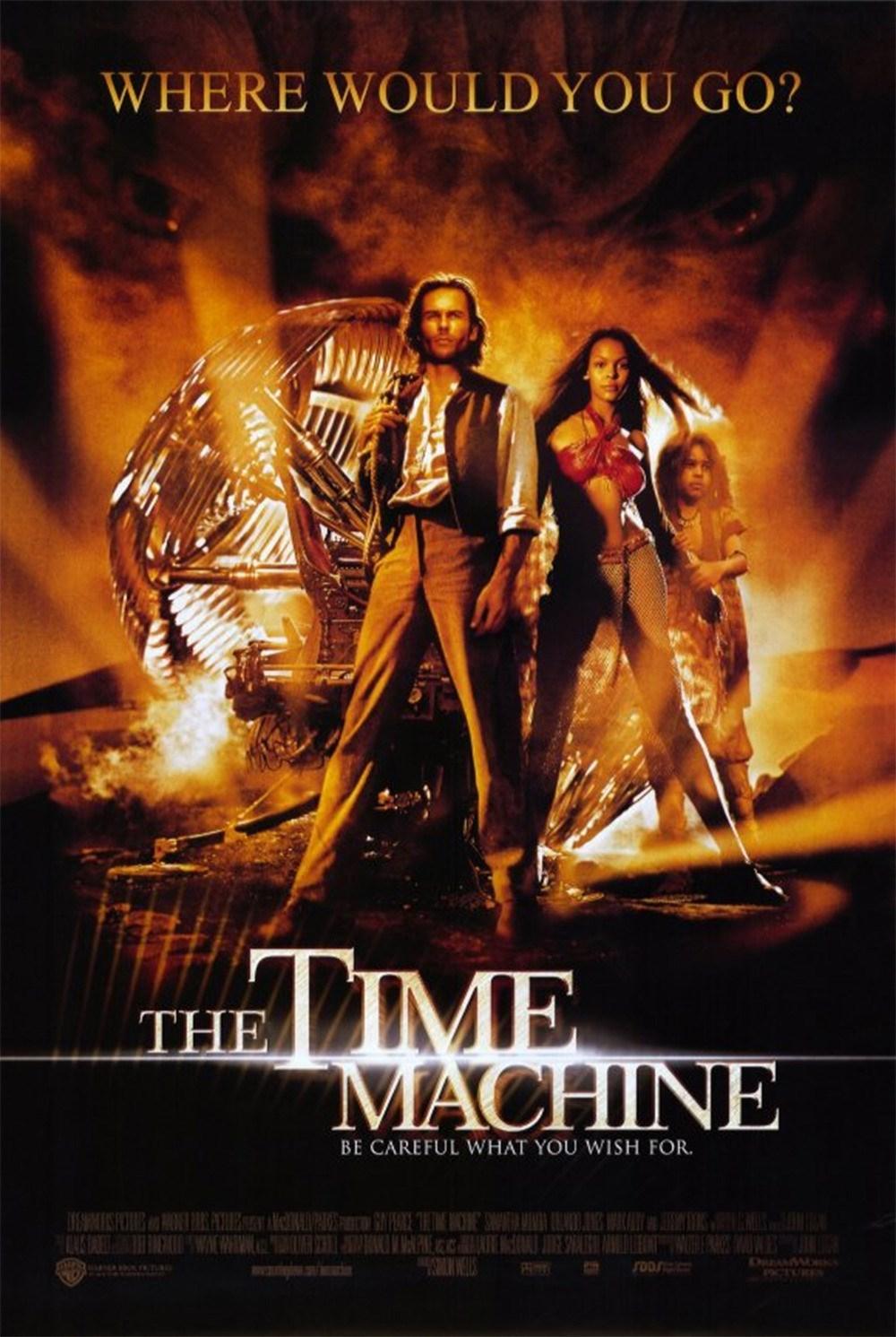 Time Machine 2002