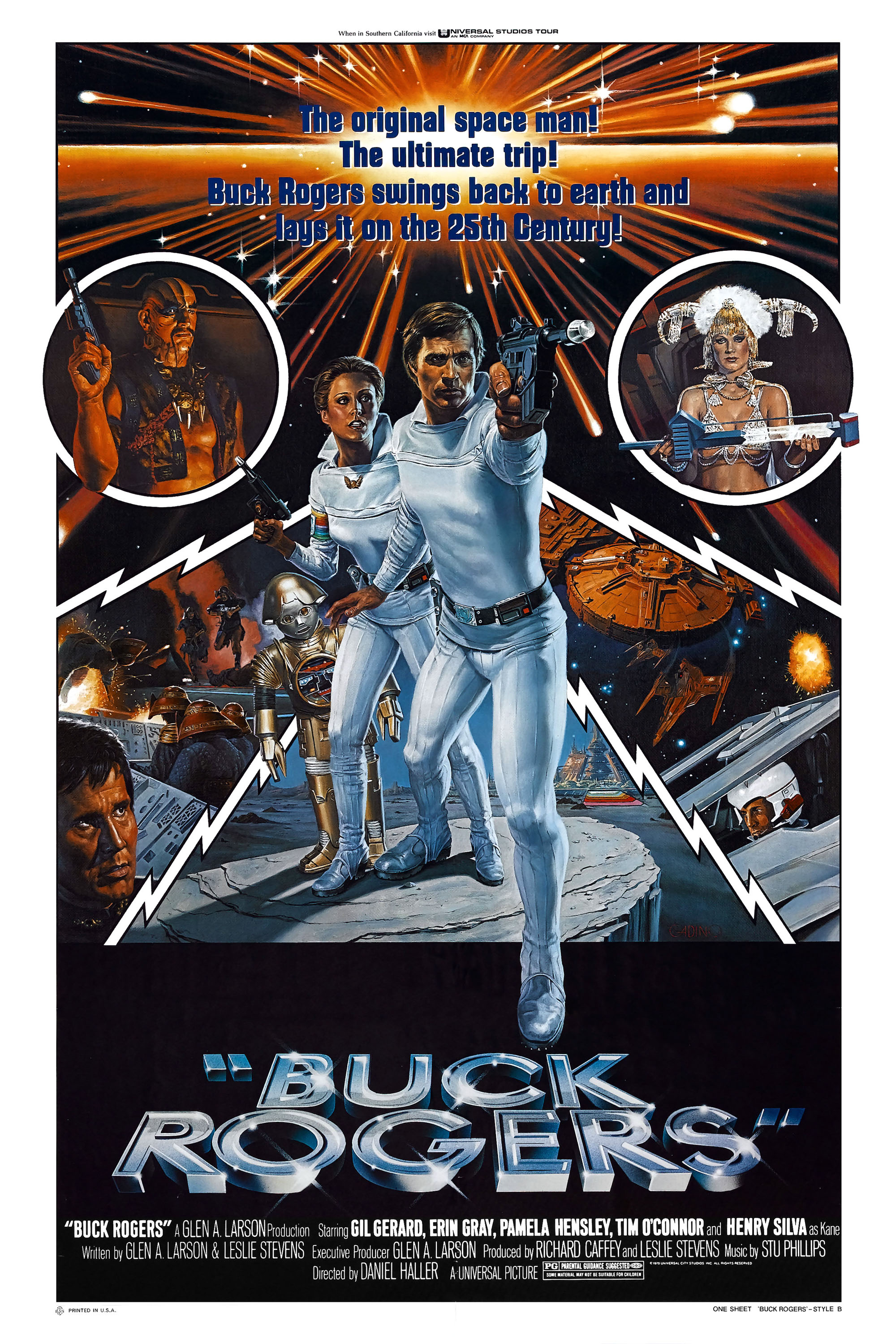 Image result for Buck Rogers