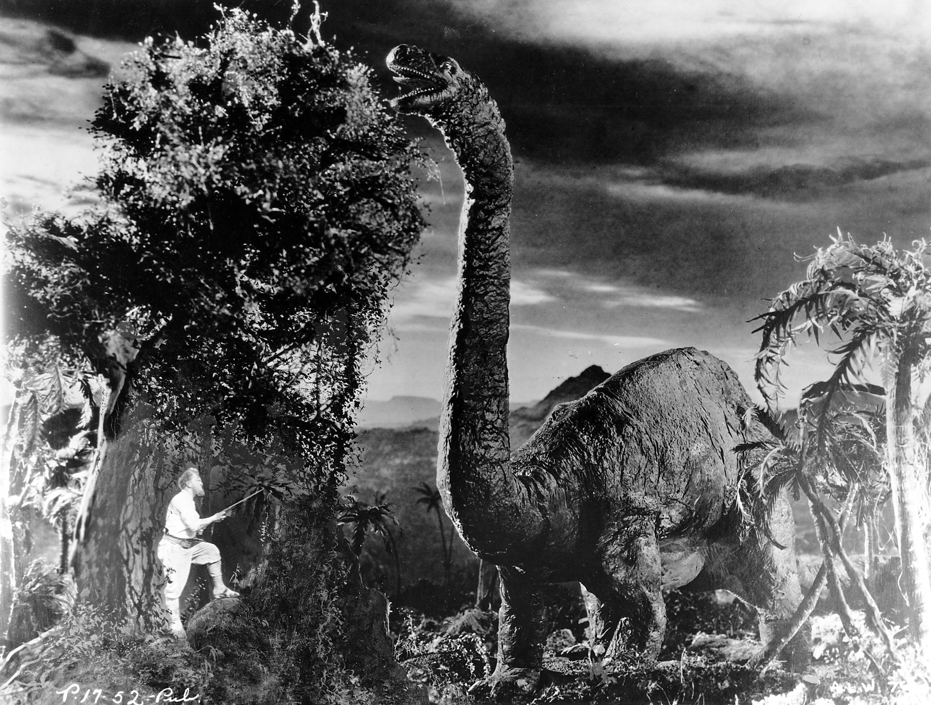 The Lost World (1925) – Harry O. Hoyt – The Mind Reels