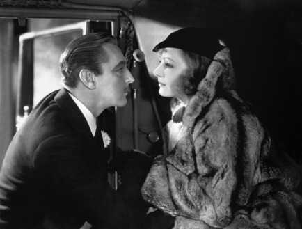 Image result for Grand Hotel 1932 John Barrymore and Greta Garbo