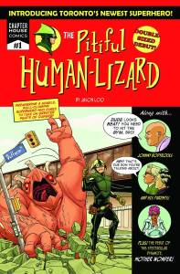 human lizard