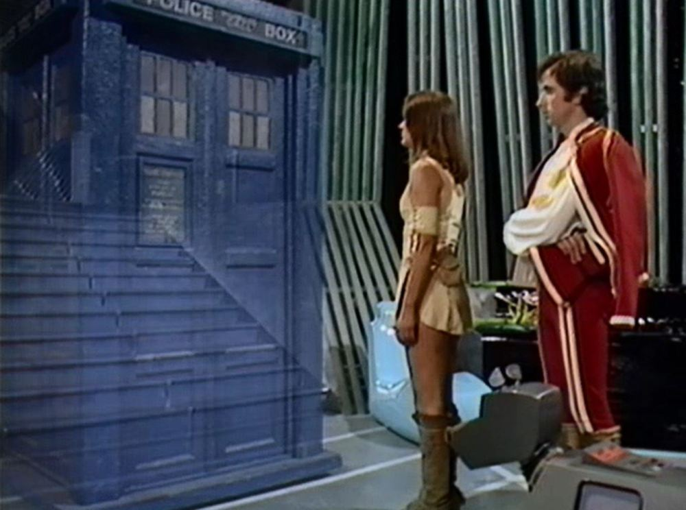 Doctor Who - The Invasion of Time