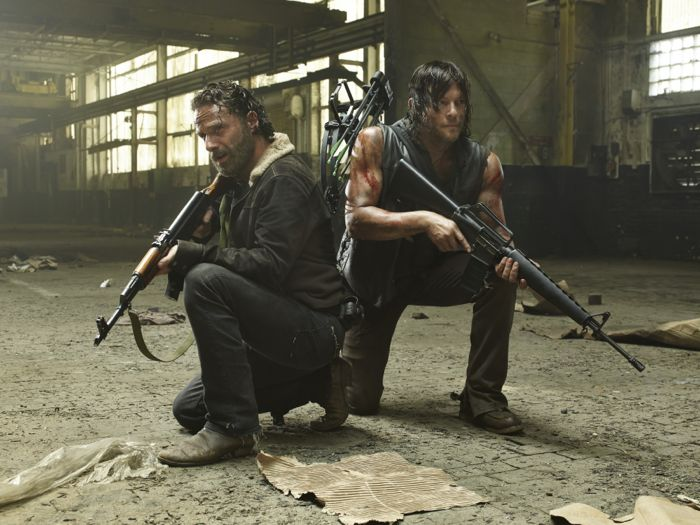 Andrew-Lincoln-as-Rick-Grimes-and-Norman-Reedus-as-Daryl-Dixon-The-Walking-Dead-Season-5