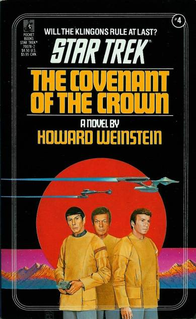 Image result for Star Trek: The Covenant of the Crown