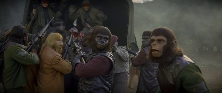 battle for the planet of the apes 1973 subscene