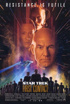 Star Trek: First Contact (1996) – JonathanFrakes