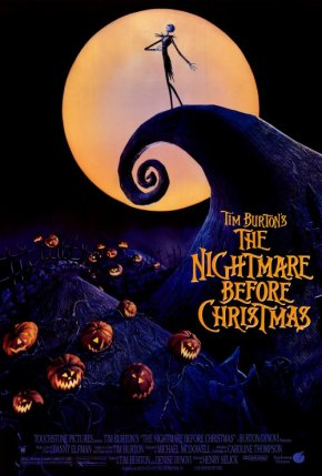 The Nightmare Before Christmas (1993) – Henry Selick
