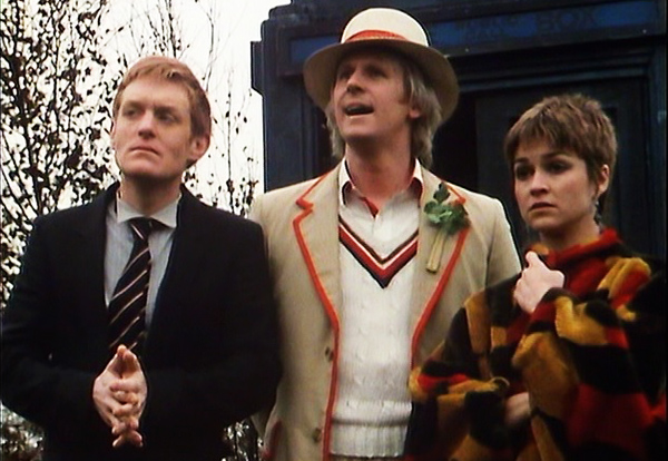 doctor-who-the-kings-demons-story-129-fifth-doctor-turlough-tegan-janet-fielding-mark-strickson-peter-davison-review-england